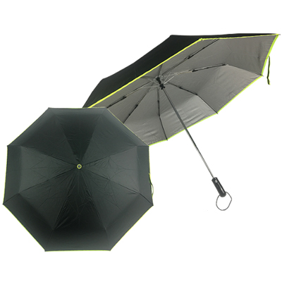 27X3FA/PB-28P/B - 27 Inches 3 Fold Auto Open and Close Umbrella