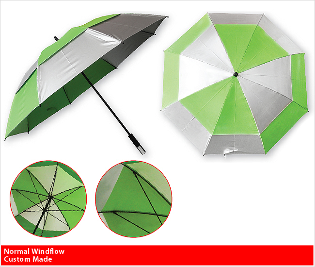LY3300SF/B Normal Windflow - Golf Umbrella