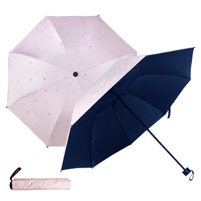 421BFP-359E Love - Solar Activated 4 Fold Umbrella