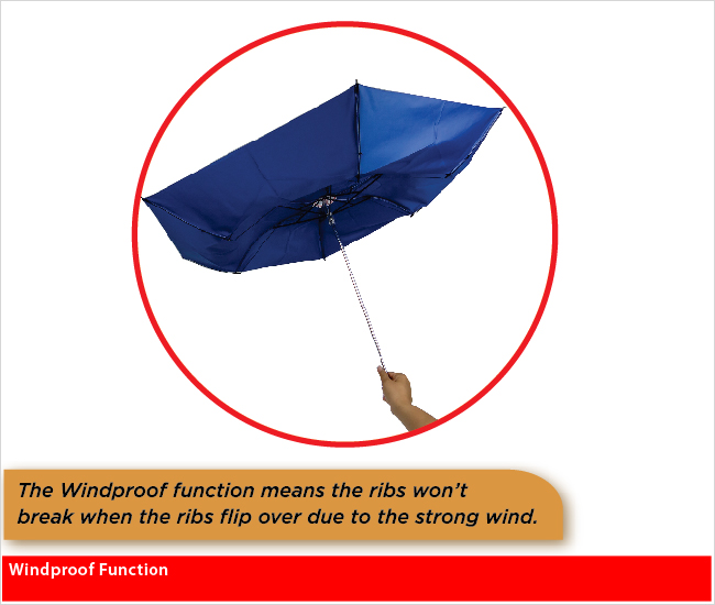 Windproof Function
