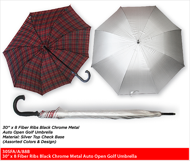 "30SFA/A/88B  - 30"" Golf Umbrella"