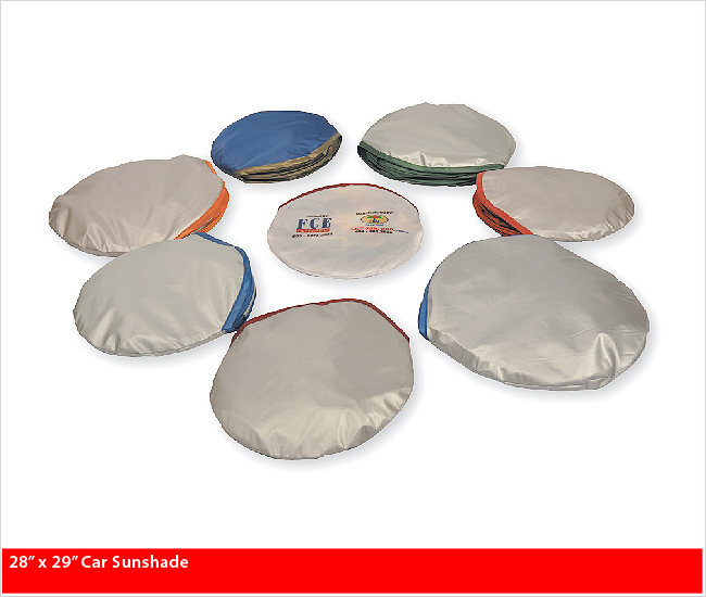 "28""x29"" Car Sunshade"