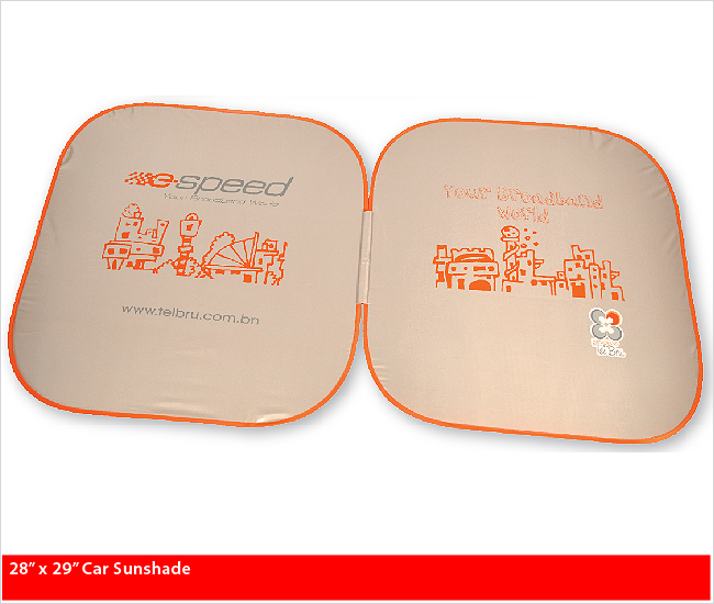 "28"" x 29"" Car Sunshade"